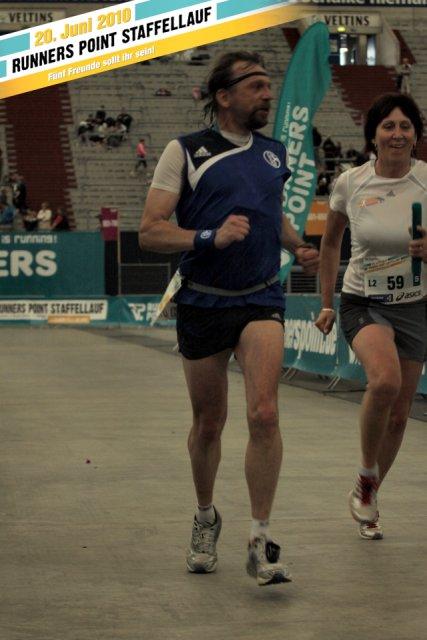Arena Staffellauf 2010