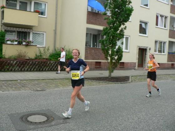 Ein schöner familierer Lauf in Bremerhaven
