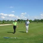 Golfen - nicht nur für feine Pinkel !