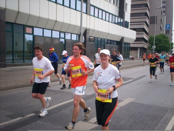 Hannover (Halb-) Marathon