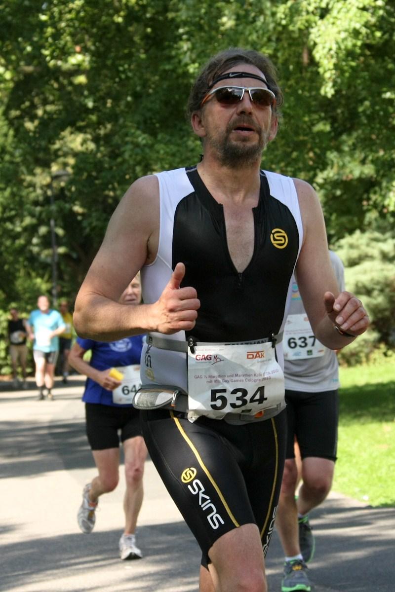 GAG Halbmarathon Köln