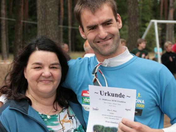 Moni und Marató (AK-Sieger)
