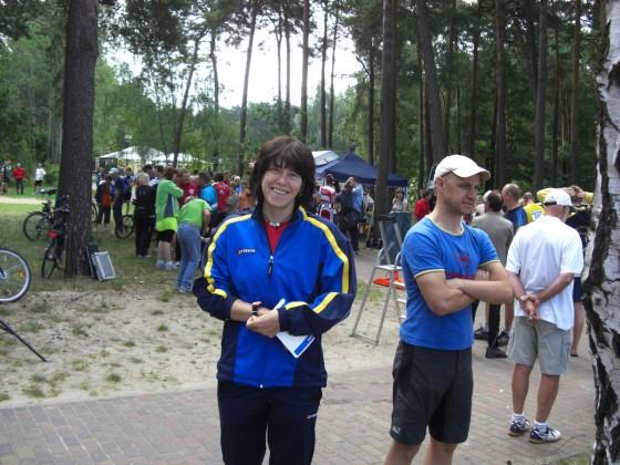 Kathrinchen - vor Ihren großen Start (Olympische Disdance)