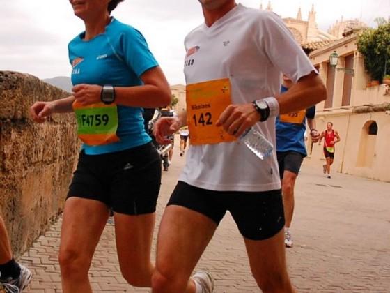 Mallorca 2009, ca bei km 18