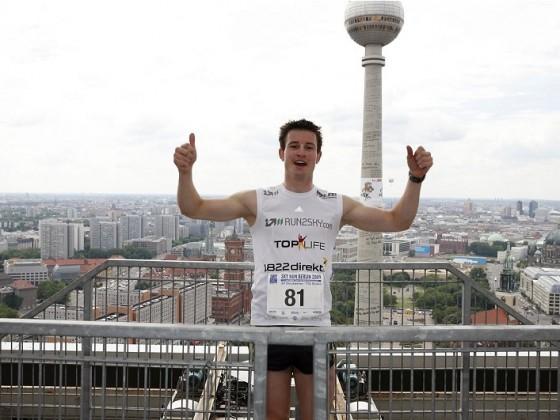 Thomas Dold, der Seriensieger in Berlin (4x) und New York (3x)