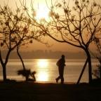 .....das Laufen in Antalya war schon schöööööön