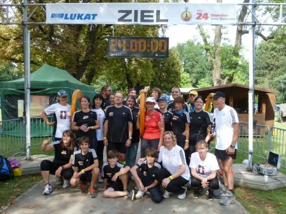 Bernauer 24-Stunden-Lauf 2012