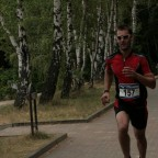Zieleinlauf Marató